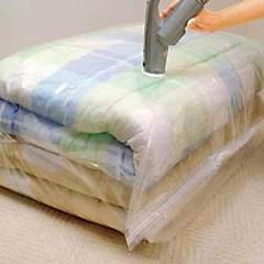 布団圧縮袋の正しい使い方
