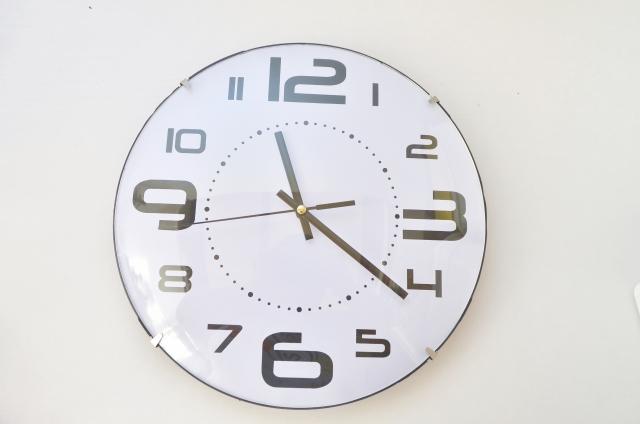 壁掛け時計・イメージ