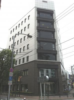 天馬株式会社本社ビル