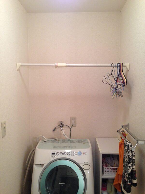 洗濯機上(before)
