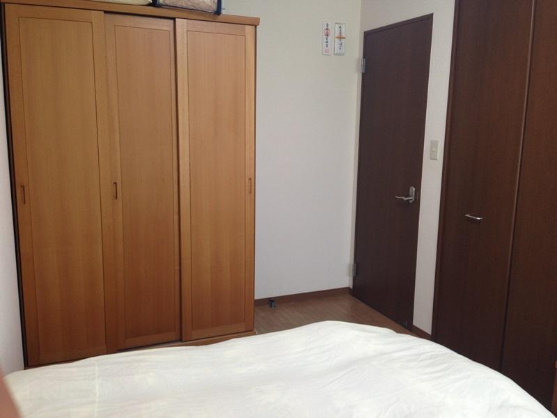 寝室before
