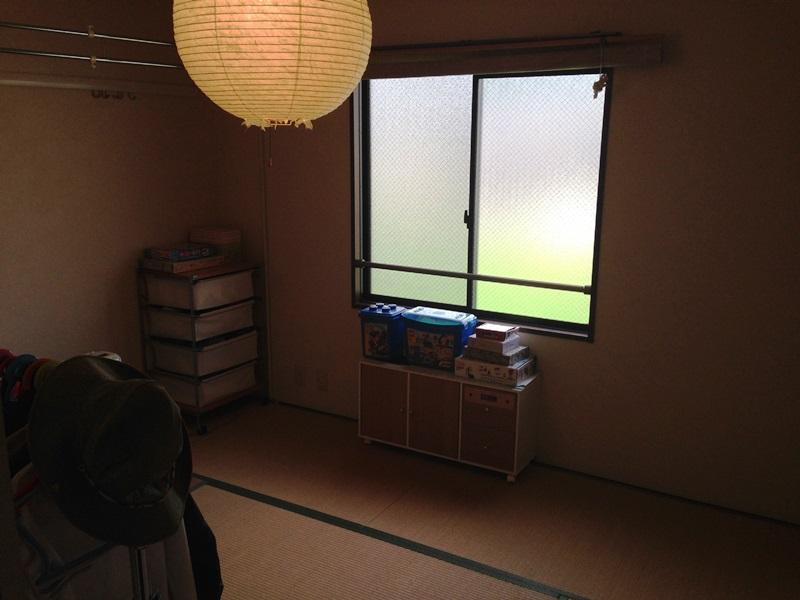 和室before