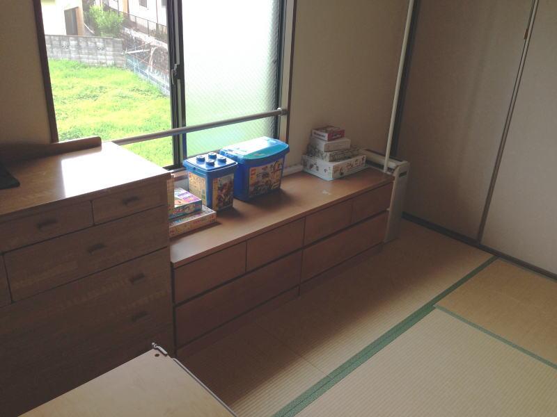 和室(南側)after