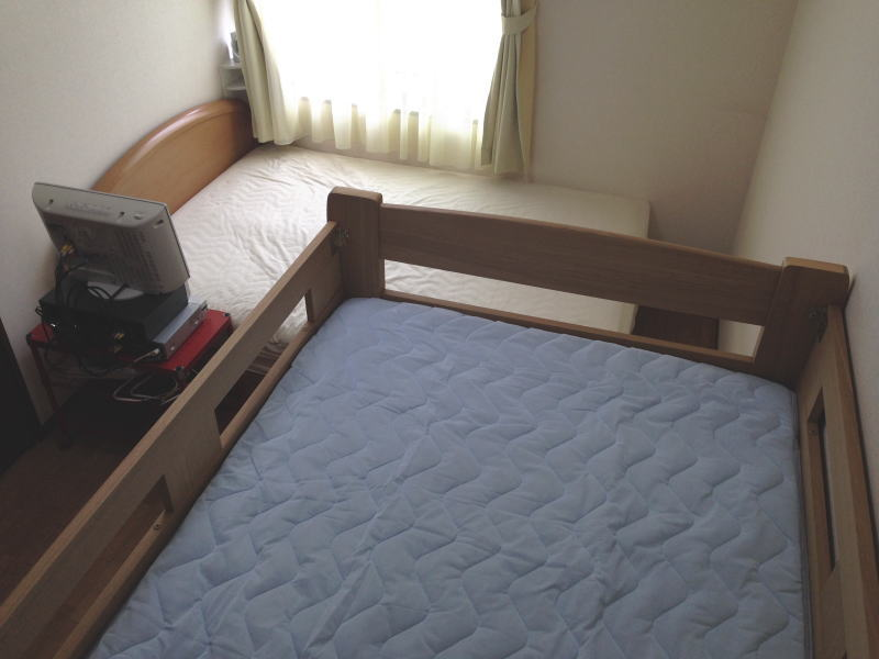 寝室after